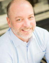headshot of Joel White