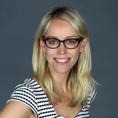 head shot photo of Lauren Ruef