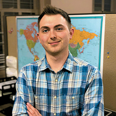 Chase Seehausen of Paul Klein Travel