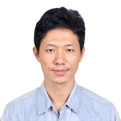 Ted Huang headshot