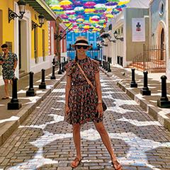 Leigh Elizabeth Israel of Avondale Travel, an affiliate of Valerie Wilson Travel