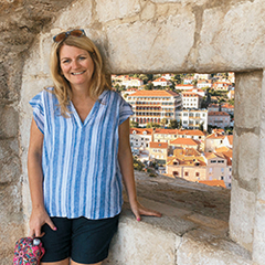 Sue Burns of Wings Travel Group