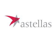 asetllas logo. grey text with red and gray shapes overlaying each other