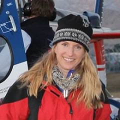 Heather Mikesell headshot