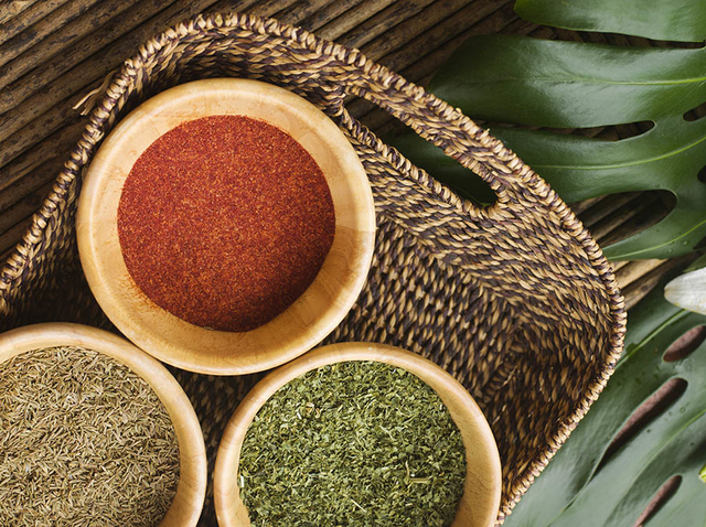Ethnic food, local ingredients on 2018 food trends lists Spices-getty-images-Joao-Canziani