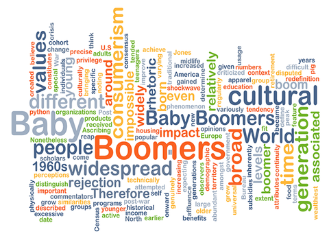 Baby Boomers still rule