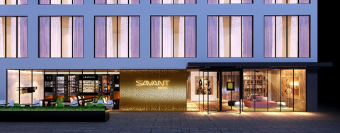 Savant by Cachet