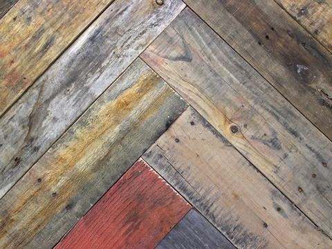 Viridian Reclaimed Wood