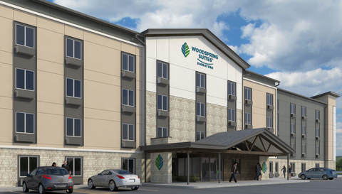 WoodSpring Suites Signature Prototype