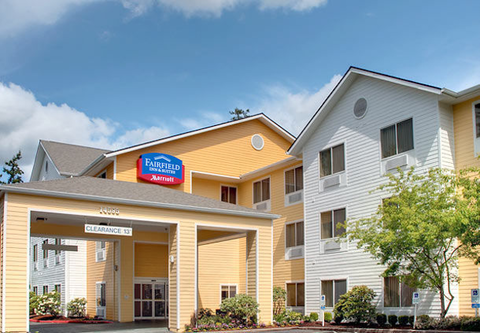 Fairfield Inn & Suites - Bellevue, Wash.