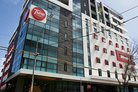 Melbourne Tune Hotel