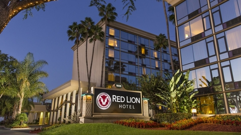 Red Lion Hotel Corp.