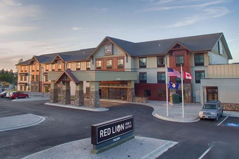 Red Lion Ridgewater Inn & Suites Polson in Montana