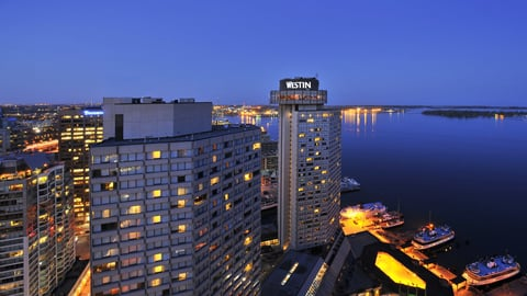 Westin Harbour Castle in Toronto