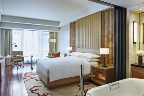 ZhuHai New Dragon Hotel opens Zhuhai Marriott Hotel in China