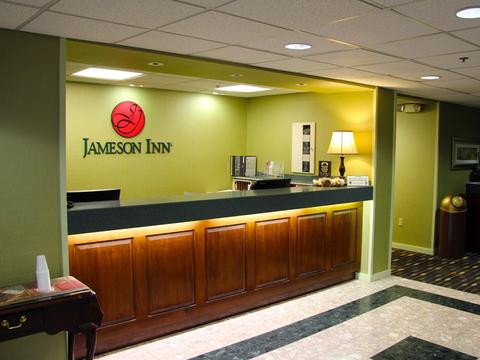 Jameson Inn Dublin, Ga.