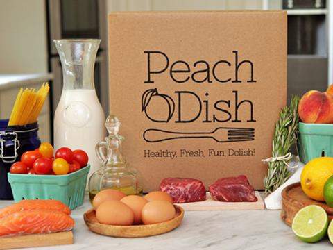 Homewood Suites and PeachDish