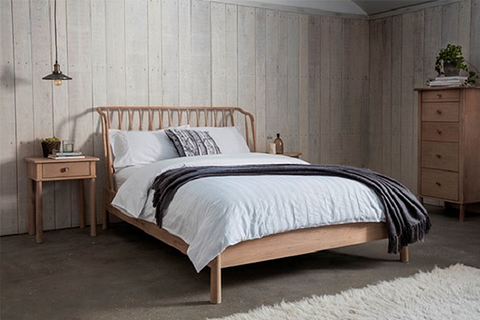 Wycombe bed from Gallery Direct