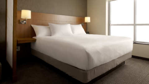 Hyatt Place Bed