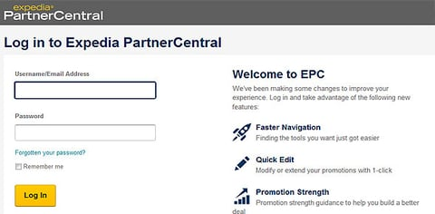 Expedia PartnerCentral Conversations