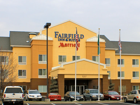 Fairfield Inn & Suites Yakima, Wash.