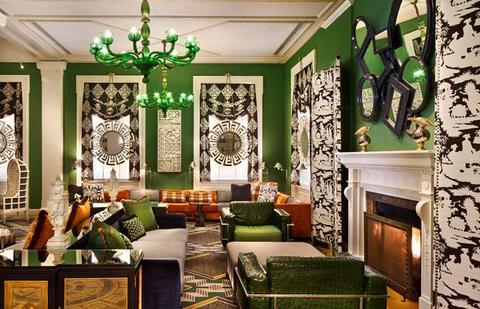 Hotel Monoco Interior