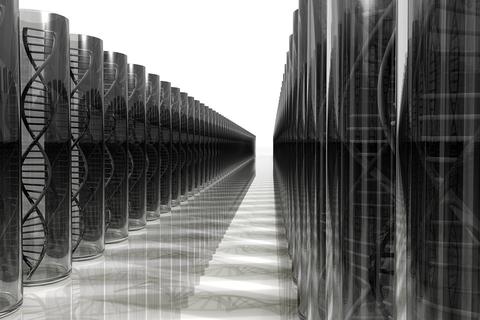 DNA hallway