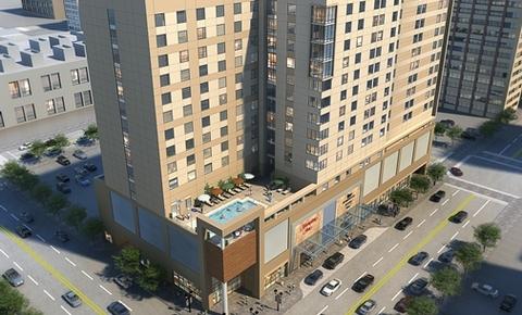Dual Branded Hilton Houston