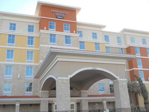 Homewood Suites Cape Canaveral Exterior