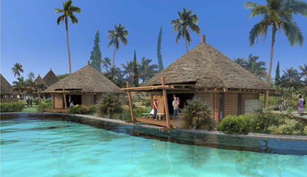 Hilton Lifou Wadra Bay Resort