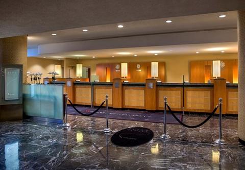Marriott Front Desk
