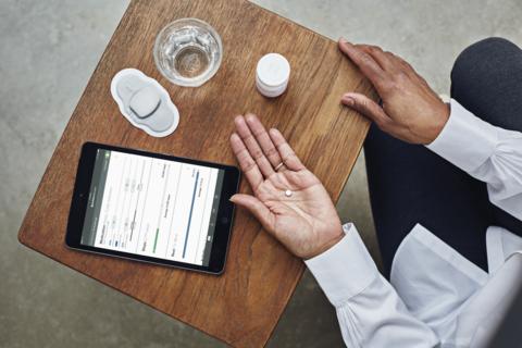Otsuka and Proteus' drug adherence device