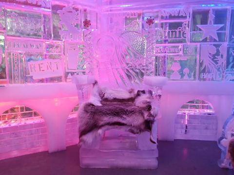 Ice Chair