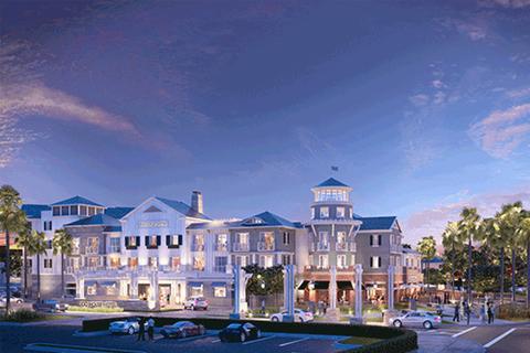 Lido House Hotel