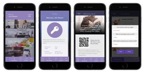 Priscilla mobile app
