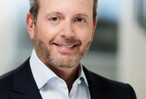 Brent Saunders Allergan CEO