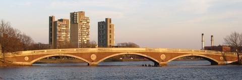 Bridge in Cambridge, MA