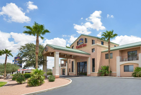 Best Western Plus Kings Inn & Suites