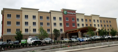 Holiday Inn Colony Texas