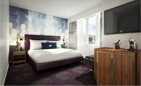 Cambria Chicago Rendering
