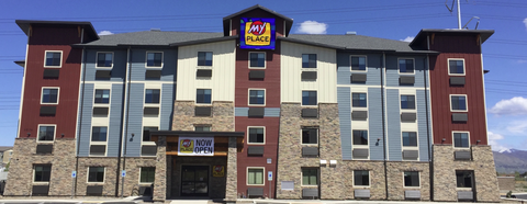 My Place Hotel-West Valley City, Utah