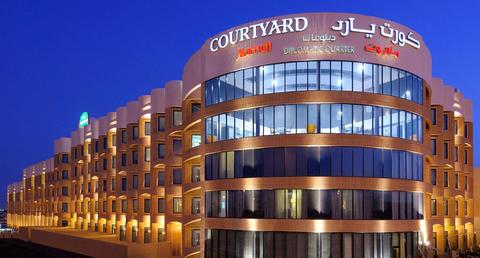 Courtyard Riyadh Diplomatic Quarter