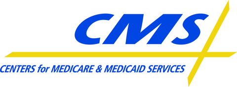 """Test that says """"CMS: Centers for Medicare and Medicaid Services"""""""