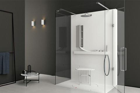 LIFE shower system