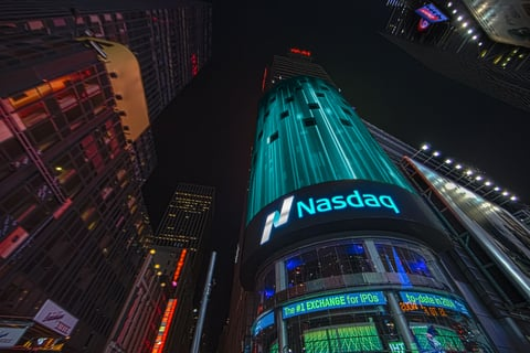 NASDAQ towers