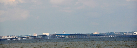 Pensacola Bay Bridge