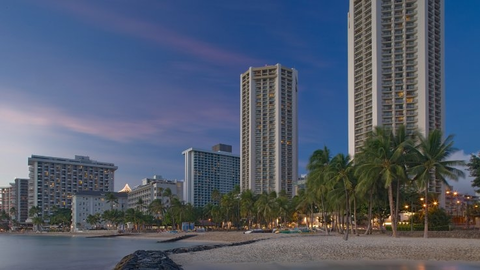 Hyatt Regency Waikiki Beach Resort