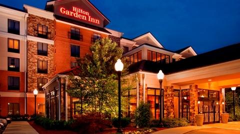 Hilton Garden Inn Boston