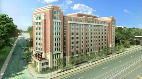 Homewood Suites Arlington, Va.