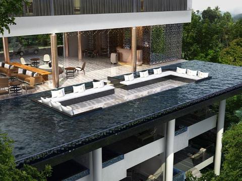 Aiana Munnar-A Moonriver Resort exterior